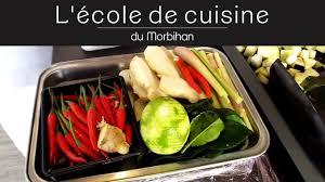 ecole de cuisine du morbihan